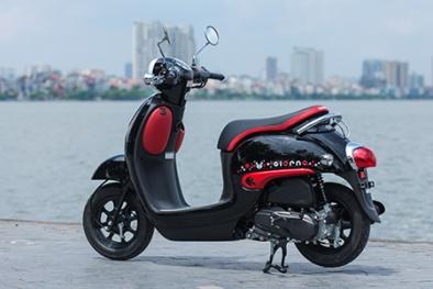Xe tay ga nhỏ không cần bằng lái giá 70 triệu vừa về VN của Honda có gì hay?