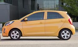 Điểm danh các mẫu ô tô mới giá rẻ từ 300 triệu đồng tại Việt Nam