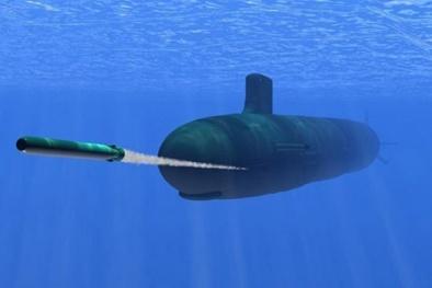 Mỹ gây sốc với ngư lôi 'xé nát' tàu khu trục hàng ngàn tấn trong 'chớp mắt'