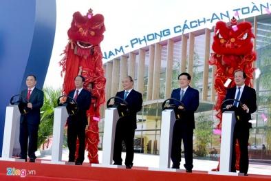 Tập đoàn Vingroup sản xuất ô tô, sau 24 tháng sẽ ra mắt sản phẩm thương hiệu Việt