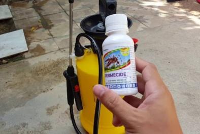 Cảnh báo tình trạng lừa đảo người dân mua thuốc diệt muỗi giả