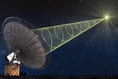 Phát hiện 15 tín hiệu lạ từ không gian nghi của người ngoài hành tinh