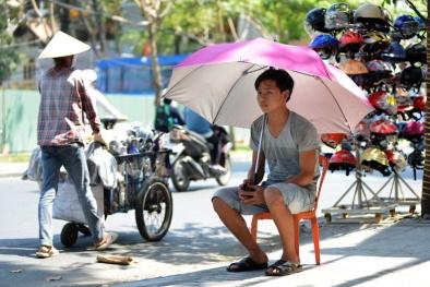 Từ Thanh Hóa đến Phú Yên tiếp tục xảy ra nắng nóng trên diện rộng