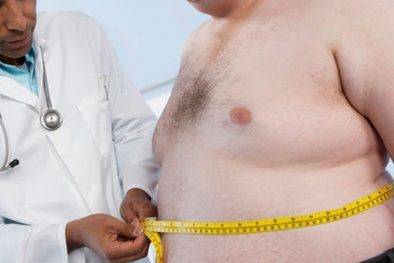 Béo bụng có thể làm tăng nguy cơ ung thư
