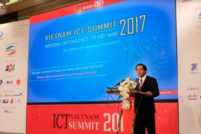 Bộ trưởng Trương Minh Tuấn: Cơ quan nhà nước phải đi tiên phong thúc đẩy CMCN 4.0