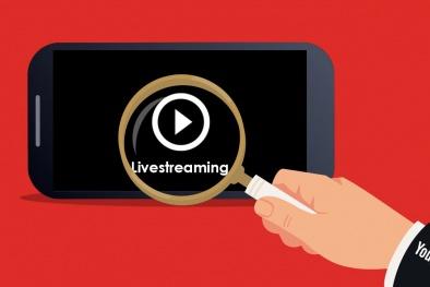 YouTube nâng cấp hàng loạt tính năng khi phát sóng trực tiếp