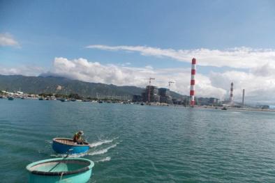 Nạo vét cảng Trung tâm Điện lực Vĩnh Tân theo 3 giai đoạn