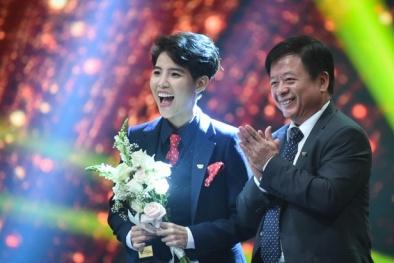 VTV Awards 2017: Bỏ xa Sơn Tùng với nhiều hit đình đám, Vũ Cát Tường là ca sĩ ấn tượng nhất năm