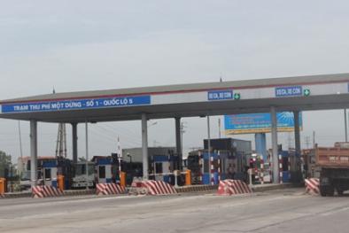 Phản hồi của Thứ trưởng Bộ GTVT về vụ trả tiền lẻ qua trạm thu phí trên quốc QL5