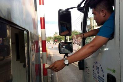 Thêm một trạm thu phí BOT 'thất thủ' ở Đồng Nai