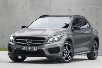 Thu hồi hàng chục nghìn xe sang mang thương hiệu Mercedes-Benz