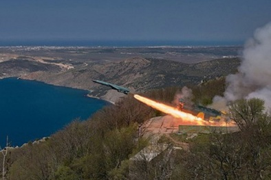 Nga thử nghiệm tên lửa 'sát thủ bờ biển' khiến đối thủ 'không dám lại gần'