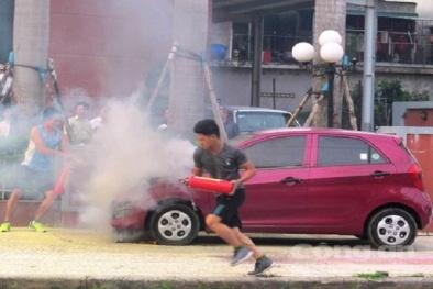 Ô tô xuất hiện đèn đỏ này, tài xế cần hết sức chú ý kẻo cháy xe
