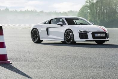 Audi ra mắt phiên bản đặc biệt R8 RWS 2018 giá từ 3,8 tỷ đồng