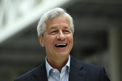 Giật mình vì nhận xét về tiền ảo bitcoin của CEO ngân hàng Mỹ JPMorgan Chase