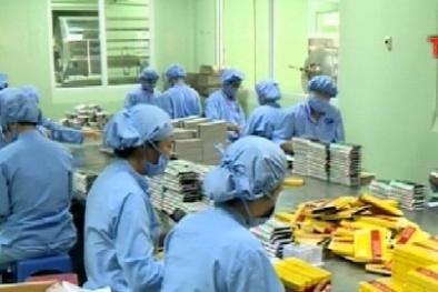 Dược - VTYT Thanh Hóa bị phạt 30 triệu đồng vì thay đổi bao bì thuốc khi chưa được phép