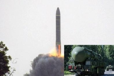'Nín thở' trước vũ khí Nga có thể xé tan mục tiêu ở độ xa 11.000km
