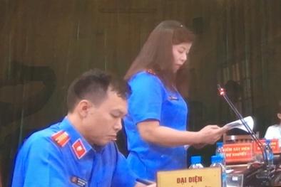 Đại án OceanBank: Nguyễn Xuân Sơn bị đề nghị tử hình, Hà Văn Thắm chung thân