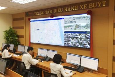 Dân Hà Nội có thể dùng điện thoại thông minh tìm xe buýt từ ngày 14/9