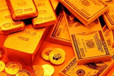 Giá vàng hôm nay ngày 14/9: Vàng giảm sốc, USD phục hồi