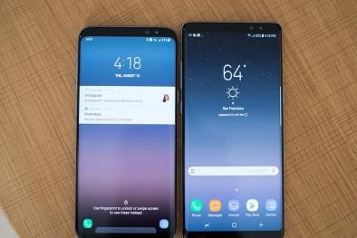 iPhone X quá đắt? Đây là 5 chiếc điện thoại màn hình vô cực thay thế hoàn hảo