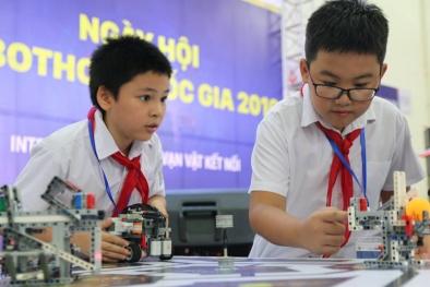 Sắp diễn ra ngày hội Robothon quốc gia 2017 với chủ đề Hóa học xanh