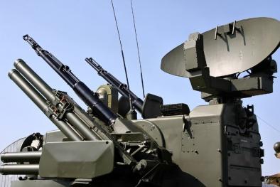 Vũ khí kết hợp pháo-tên lửa 'độc nhất vô nhị' của Nga có thể bắn 5000 phát/phút