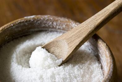 Đặt một chút muối trong nhà và chờ đợi điều kì diệu sẽ xảy ra