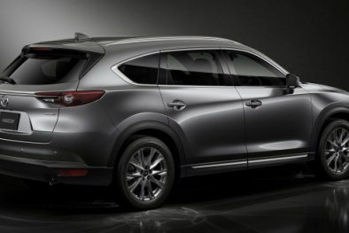 Mazda CX-8 vừa ra mắt 'chốt giá' 680 triệu đồng có gì nổi trội?