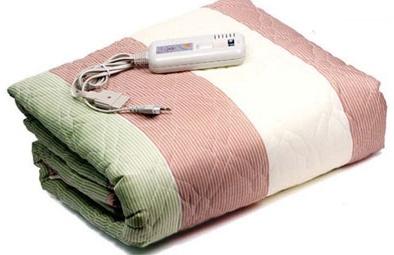 Nguy cơ bị điện giật và bỏng da khi sử dụng chăn, thảm điện