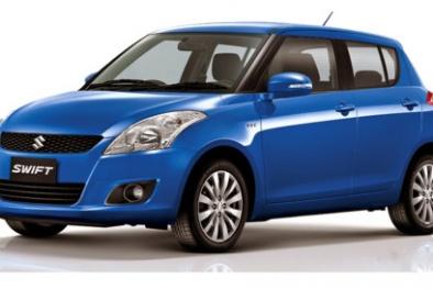 Suzuki Swift nhận ưu đãi giảm giá khủng lên tới 110 triệu đồng