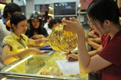 Giá vàng hôm nay ngày 16/9: Giá vàng tăng cao sau khi Triều Tiên phóng tên lửa