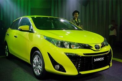 Toyota Yaris mới ra mắt tại Thái Lan, giá từ 14.800 USD