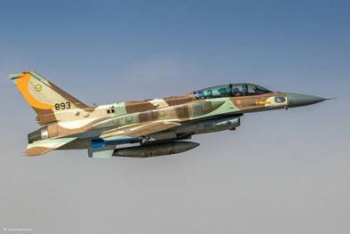 Vũ khí 'át chủ bài' trên bầu trời của Israel khiến đối phương 'ngao ngán'