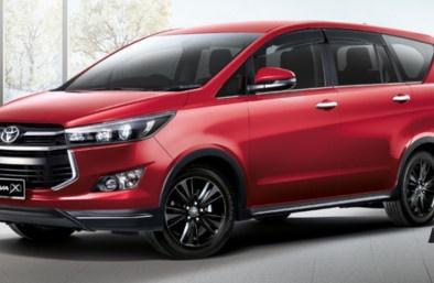Toyota ra mắt phiên bản mới Innova 2.0X dành riêng cho thị trường Malaysia