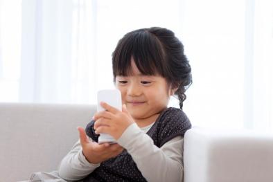 Trẻ em sở hữu điện thoại di động nhiều khả năng bị đe dọa trực tuyến