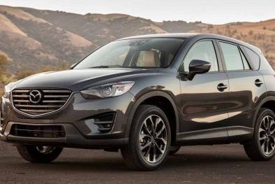 Chiếc SUV bán chạy Mazda CX-5 có thực sự hấp dẫn?