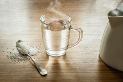 Hãy uống một ly nước ấm buổi sáng và chờ đợi điều kì diệu sẽ xảy ra