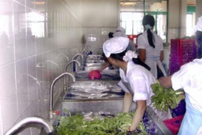 Sử dụng nước không đạt quy chuẩn kỹ thuật để sản xuất thực phẩm bị phạt thế nào?