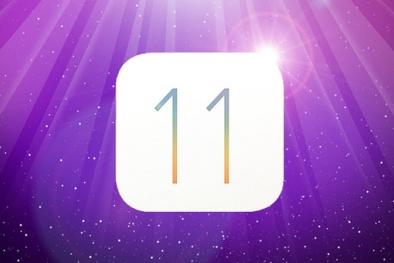 5 thủ thuật nâng cấp iOS 11 thuận lợi cho iPhone/iPad