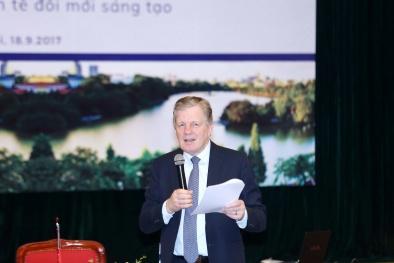 Cựu Thủ tướng Phần Lan: Cần nắm bắt công nghệ, đầu tư cho đổi mới sáng tạo