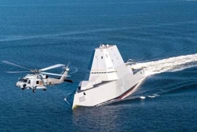 Ớn lạnh kho vũ khí hạt nhân di động trên biển 'độc nhất vô nhị' của Mỹ