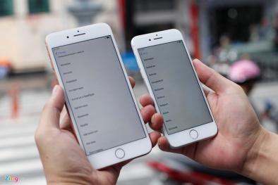 iPhone 8, iPhone 8 Plus xách tay về Việt Nam: Đẹp long lanh, sang chảnh