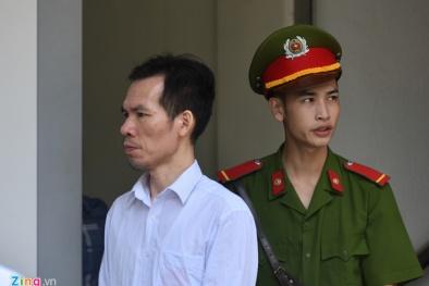 Đại án OceanBank: Nhiều người góp tiền mổ mắt cho con bị cáo Phạm Hoàng Giang