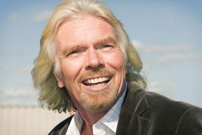 Tỷ phú Richard Branson và những bài học truyền cảm hứng để đời giúp bạn sống hạnh phúc