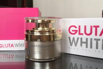 Sở Y tế Hà Nội sẽ kiểm tra mỹ phẩm Gluta White, làm rõ quảng cáo gây hiểu nhầm