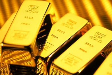Giá vàng hôm nay ngày 27/9: Vàng bị 'nhấn chìm' do đồng USD vọt tăng