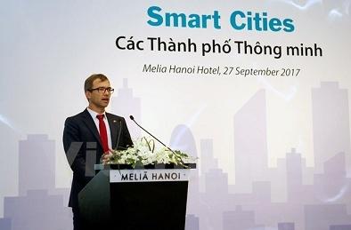Xây dựng đô thị thông minh để hướng đến phát triển bền vững