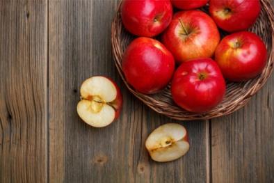 Bí quyết nhận biết táo Trung Quốc