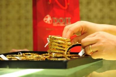 Giá vàng trong nước ngày 28/9: Vàng giảm phiên thứ hai liên tiếp